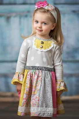 Haute Baby Whimsical Girls Dress