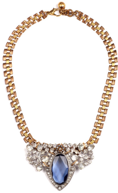 Lulu Frost 50 Year Collection One-of-a-Kind Crystal Necklace