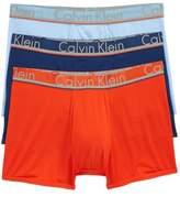 Calvin Klein 3-Pack Comfort Microfiber Trunks