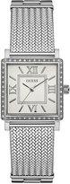 GUESS Women's Highline Stainless Steel Mesh Bracelet Watch 28mm 28MM U0826L1