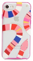 Kate Spade How Charming Iphone 7 Case - White