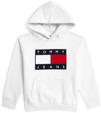 Tommy Hilfiger Junior Tommy Jeans Flag Logo Hoodie