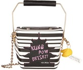 Betsey Johnson Kung Pow Betsey Crossbody