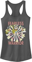 "Licensed Character Juniors' DC Comics Wonder Woman ""Fearless Warrior"" Tank Top"