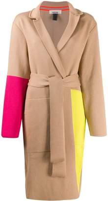 Circus Hotel colour block coat