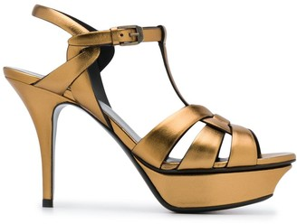 Saint Laurent Tribute high-heel sandals
