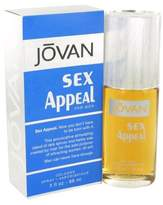 Jovan Sex Appeal by for Men - 3 Ounce Cologne Spray
