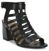 Tahari Avid Leather Cage Sandals