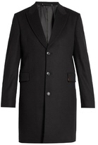 Paul Smith Epsom wool and cashmere-blend overcoat