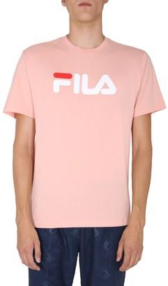 Fila Logo Printed T-Shirt