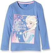 Disney Girl's Frozen Family Forever T-Shirt