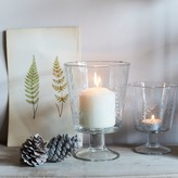 Graham and Green Etched Votives