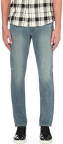 Paige Denim Lennox Stephen Relaxed-fit Skinny Jeans