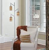 Dale Tiffany Dale TiffanyTM Kalmia 3-Light Mosaic Floor Lamp