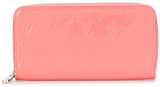 Louis Vuitton 2015 pre-owned Zippy wallet