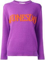 Alberta Ferretti Wednesday jumper - women - Cashmere/Wool - 38