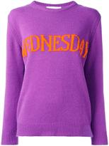 Alberta Ferretti Wednesday jumper - women - Cashmere/Wool - 40