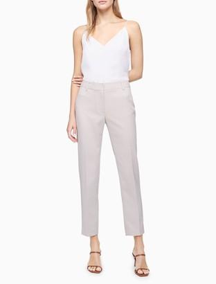 Calvin Klein Slim Fit Twill Pants