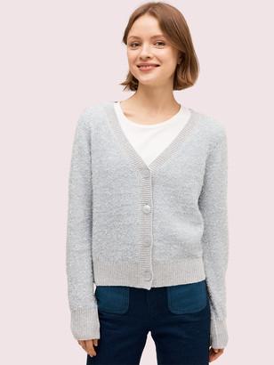 Kate Spade Sparkle Cardigan Sweater
