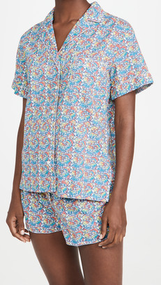 Roller Rabbit Hathi Tie Dye Lulu Short Set