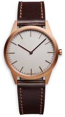 Uniform Wares C35 two-hand watch