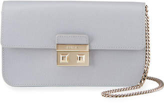 Furla Bella XL Saffiano Leather Crossbody Bag