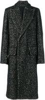 Ann Demeulemeester long tailored coat