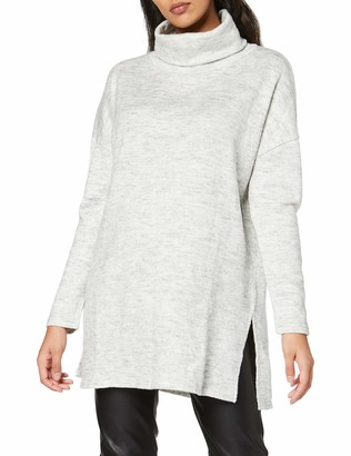 New Look Women's Matilda Cowl Neck Tunic T-Shirt