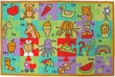 J & M Home Fashions Kids Play Rug