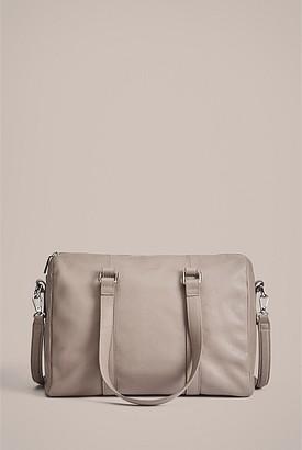 Witchery Leila Soft Barrel Bag