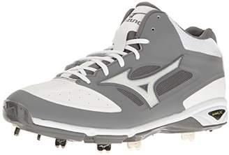 Mizuno Men's Dominant MID Baseball Shoe