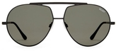 Quay Blaze Aviator Sunglasses