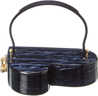 Edie Parker Heartly Clutch