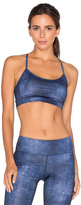 So Low SOLOW Anaconda Sport Bra