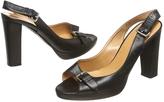 Hermes Leather heels
