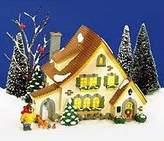 D.E.P.T 56 Original Snow Village Carmel Cottage 5466-6
