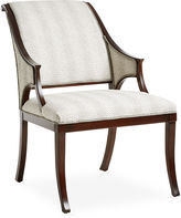Michael Thomas Collection Vinwood Accent Chair, Pewter Spot