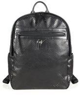 Giuseppe Zanotti Lindos Textured Leather Backpack