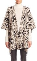 SET Tribal Pattern Poncho