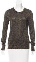Equipment Ondine Metallic Sweater