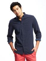 Old Navy Slim-Fit Dobby Shirt for Men