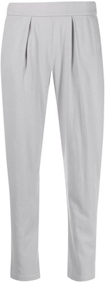 Raquel Allegra Easy cropped trousers