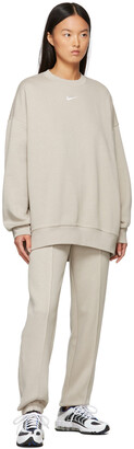 Nike Grey Sportswear Essential Lounge Pants