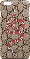 Gucci Kingsnake print iPhone 6 Plus case