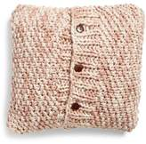 Nordstrom Space Dye Chunky Knit Pillow