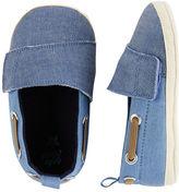 Osh Kosh OshKosh Chambray Crib Shoes