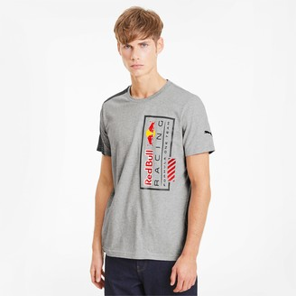 Puma Red Bull Racing Men's Logo Tee+