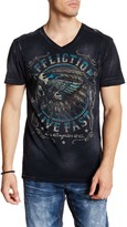 Affliction AC Native Muscle V-Neck Tee