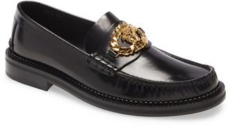 Versace Medusa Chain Loafer