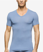 Calvin Klein Pajama Top, Micro Modal V Neck T Shirt U5576